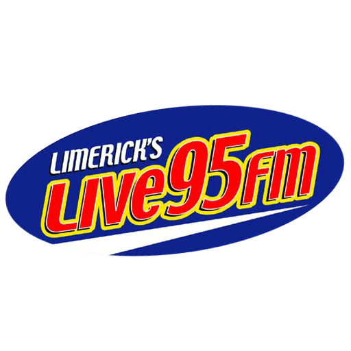 Limerick's Live 95FM logo