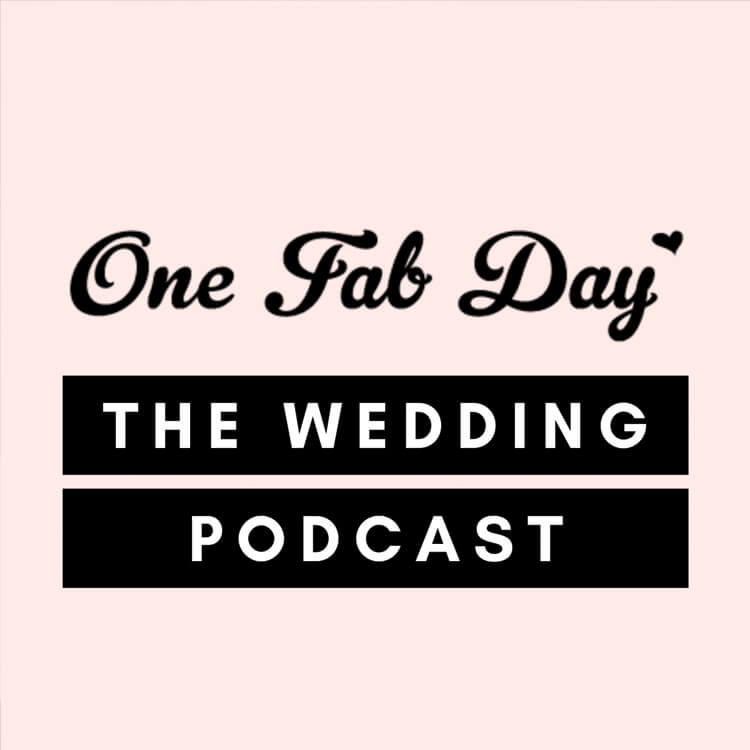 One Fab Day Wedding podcast cover
